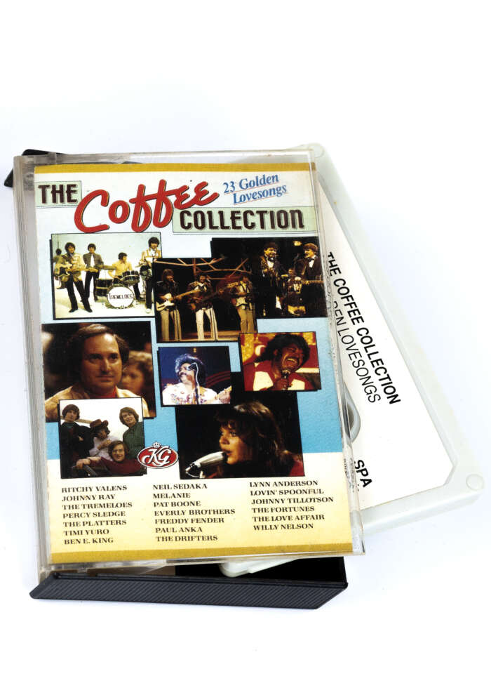 68 A1009 The Coffee Collection