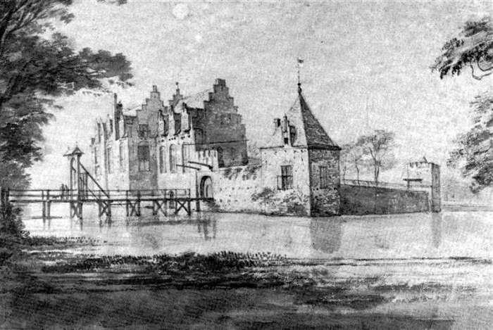 Nijeveld Roghman Ca 1646