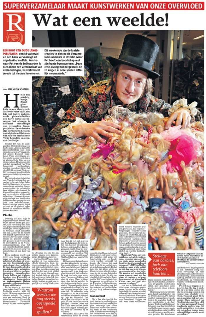 Page 105 From De Telegraaf Copy