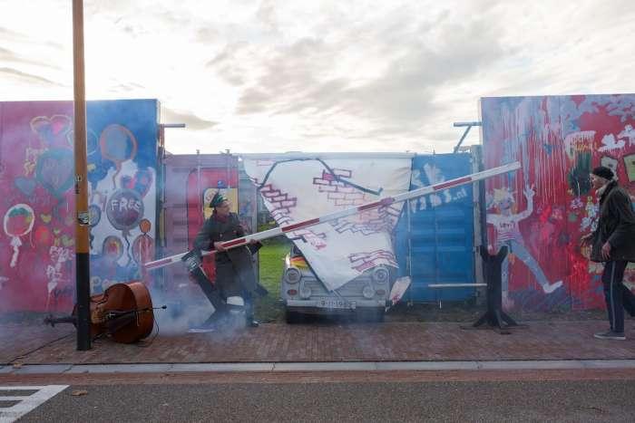Berlijnse Muur 12 Of 62