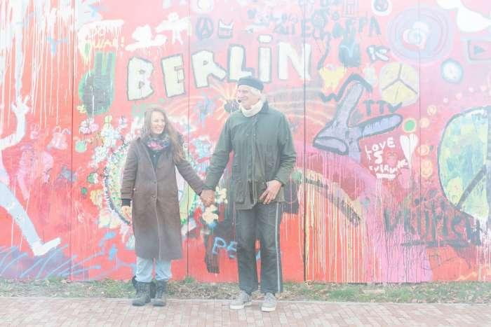Berlijnse Muur 25 Of 62