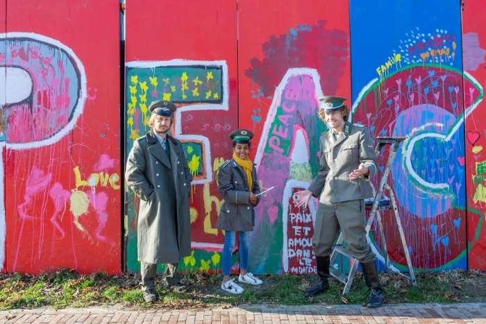 Berlijnsemuur 1 Of 19