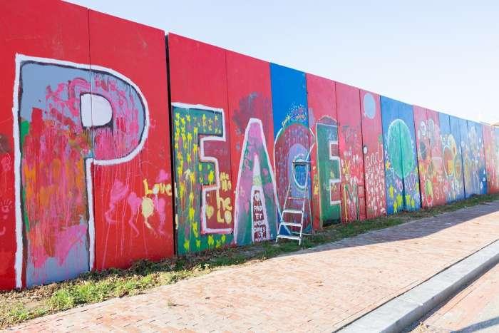 Berlijnsemuur 11 Of 19