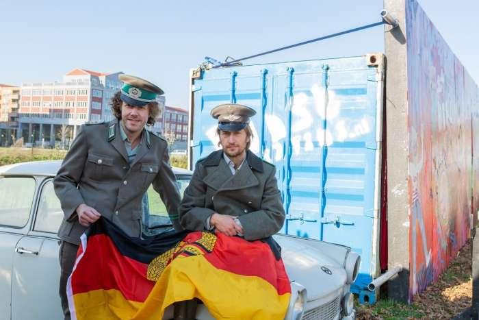 Berlijnsemuur 5 Of 19