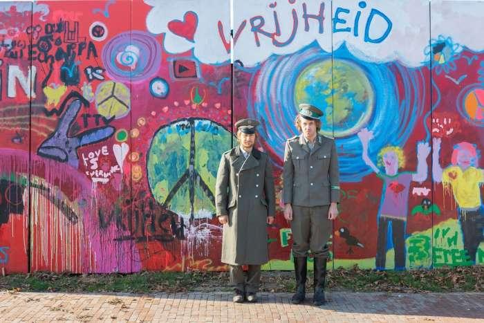 Berlijnsemuur 8 Of 19