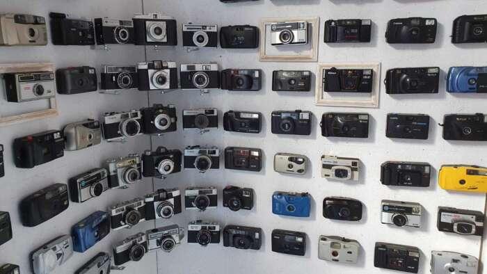 Doolhof Cameras