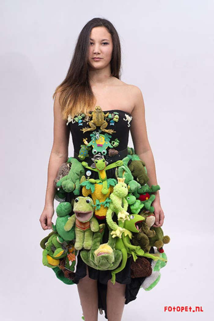 Verzamelingen Modeshow Pvdluijtgaarden 1
