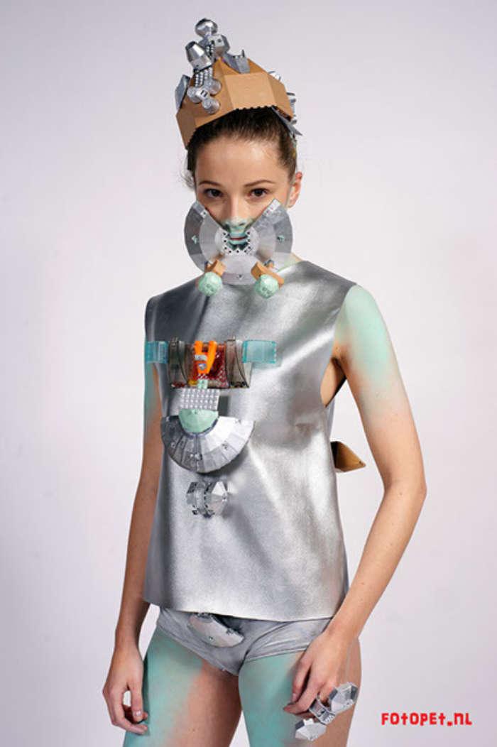 Verzamelingen Modeshow Pvdluijtgaarden 16